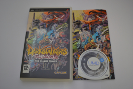 Darkstalkers Chronicle - The Chaos Tower (PSP PAL)