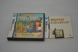 Professor Layton and the Curious Village (DS USA CIB)