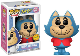 POP! Benny The Ball - Top Cat NEW (CHASE)