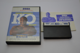 George Foreman's Boxing (MS CIB)