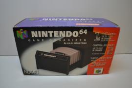 Nintendo 64 Game Organizer (N64)