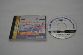 Wipeout (Saturn JAP CIB)