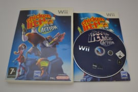 Chicken Little Ace in Action (Wii FAH CIB)