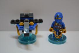 Lego Dimensions - Fun Pack - Ninjago Jay