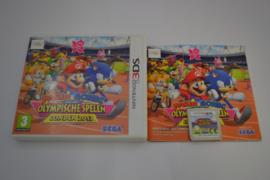 Mario & Sonic London 2012 (3DS HOL)