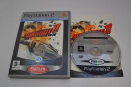 Burnout 3 Takedown - Platinum (PS2 PAL)