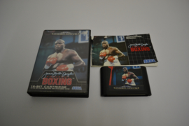 "James ""Buster"" Douglas Knockout Boxing (SEGA CIB)"