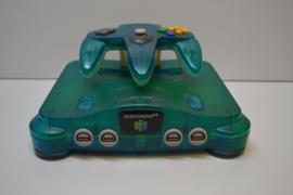 Nintendo 64 (Ice Blue)