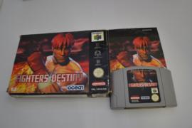 Fighters Destiny (N64 ITA CIB)