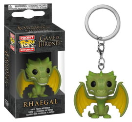 POP! Rhaegal - Game of Thrones - Pocket Keychains - NEW