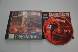 Carmageddon (PS1 PAL)
