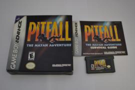 Pitfall - The Mayan Adventure (GBA USA CIB)