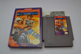 Strider (NES USA CIB)