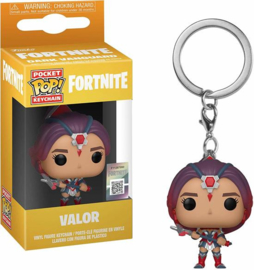Pocket POP! Keychains: Valor - Fortnite NEW