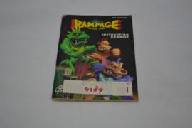 Rampage World Tour (N64 EUR)