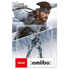 Snake - Super Smash Bros Collection NEW