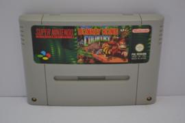 Donkey Kong Country (SNES FRG)