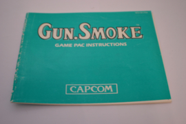 Gun Smoke (NES FRA MANUAL)