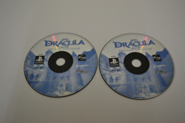 Dracula 2 - The Last Sanctuary (PS1 PAL DISC)