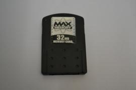 Max Memory 32 mb Playstation 2