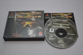 Command And Conquer (PS1 PAL CIB)