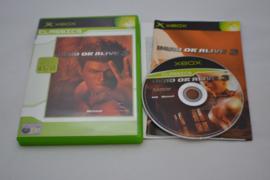 Dead or Alive 3 - Classics (XBOX)