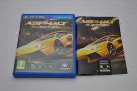 Asphalt Injection (VITA)