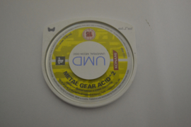 Metal Gear Acid 2 (PSP UMD)