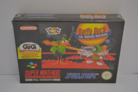 Daffy Duck - The Marvin Missions - NEW (SNES UKV)