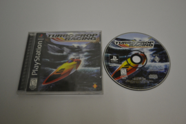 Turbo Prop Racing (PS1 USA)