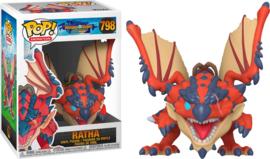 POP! Ratha - Monster Hunter - NEW (798)
