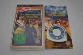 Der Herr der Ringe - Die Abenteuer von Aragorn - PSP Essentials (PSP PAL)
