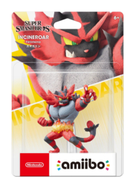 Incineroar - Super Smash Bros NEW