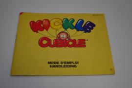 Kickle Cubicle (NES FAH MANUAL)