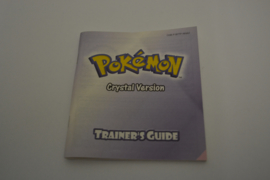 Pokemon Crystal (GBC NHAU MANUAL)
