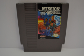 Mission Impossible (NES USA)