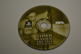 Tomb Raider The Last Revelation (PS1 PAL DISC)