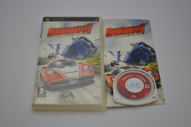 Burnout Legends (PSP PAL)