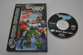 Virtual On - Cyber Troopers (SATURN)