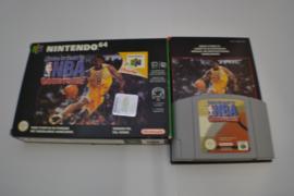 Kobe Bryant in NBA Courtside (N64 NEU4 CIB)