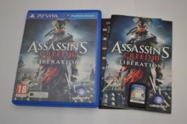 Assassins Creed III Liberation (VITA)