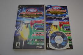 NHRA Drag Racing: Countdown to the Championship (PSP USA)