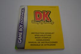Donkey Kong - King of Swing (GBA NEU6 MANUAL)