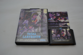 Fatal Labyrinth (MD CIB)