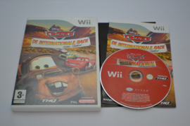 Cars - De Internationale Race van Takel (Wii HOL CIB)