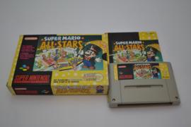 Super Mario All Stars (SNES FAH CIB)