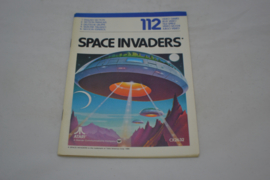 Space Invaders (ATARI MANUAL)
