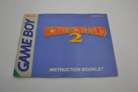 Donkey Kong Land 2 (GB UKV CIB)