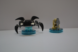 Lego Dimensions - Fun Pack - Lord of the Rings - Gollum - Shelob The Great