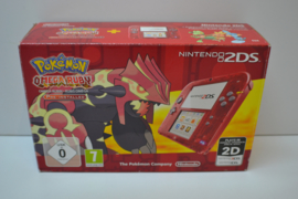 Nintendo  2DS Special Edition Omega Ruby